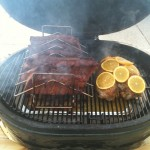 Mike Johnson's Grilled Turkey