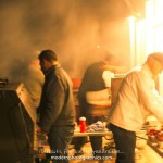 How about grillin' 200 steaks?  Pictures by Modern Photographics.