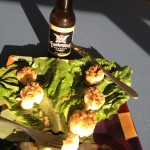Jop's Lemon Garlic Scallop Skewers